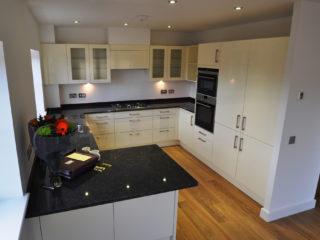 Rectory kitchen 1